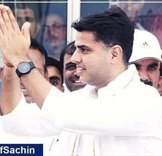 #Rajasthan Deputy Chief Minister #SachinPilot to skip Rajasthan Legislature Part…