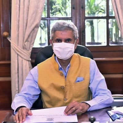 External Affairs Minister Dr. S. Jaishankar answered 10 messages to Rahul Gandhi…